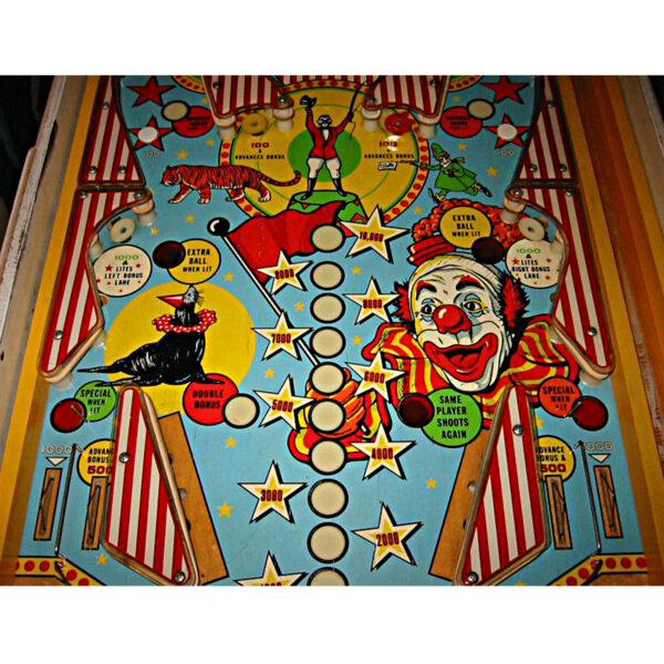 Big Show Pinball Machine 6 600x600 - Big Show Pinball Machine