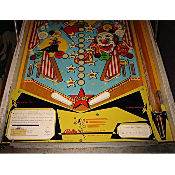 Big Show Pinball Machine 7 600x600 - Big Show Pinball Machine