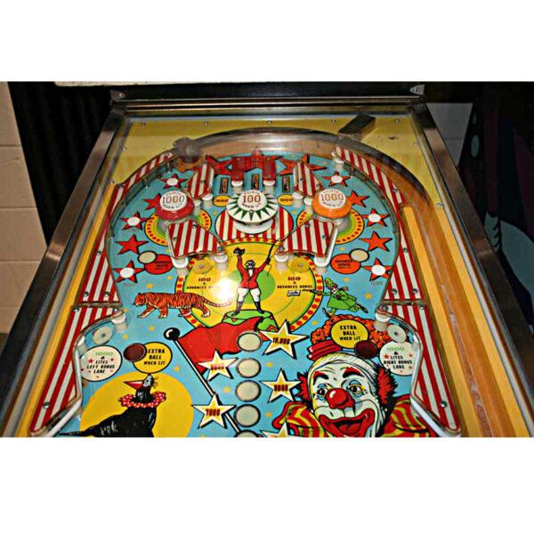 Big Show Pinball Machine 9 600x600 - Big Show Pinball Machine