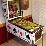 Hi-Lo Aces Pinball Machine