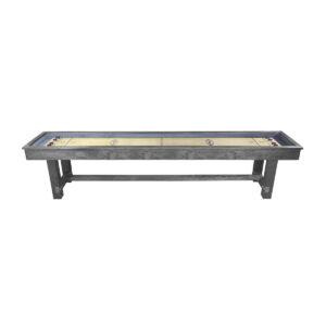 Reno Suffleboard Table Silver Mist