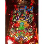 Revenge From Mars Pinball Machine 2