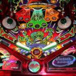 Revenge From Mars Pinball Machine 3
