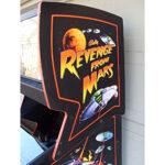 Revenge From Mars Pinball Machine 8