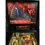 Terminator 3 Pinball Machine 2