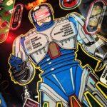 Robocop Pinball Machine 2