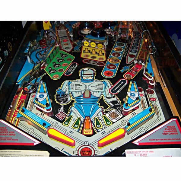 Robocop Pinball Machine