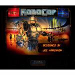 Robocop Pinball Machine 6