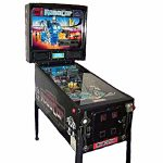 Robocop Pinball Machine Cover Final