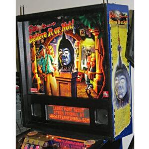Ripley's Believe It Or Not Pinball Machine