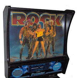 Rock Pinball Machine Gottlieb