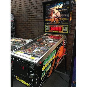 Shaq Attaq Pinball Machine