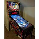 X-Men Pro Pinball Machine 8