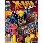 X-Men Pro Pinball Machine Flyer 1