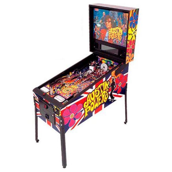 Austin Powers Pinball Machine 3 600x600 - Austin Powers Pinball Machine