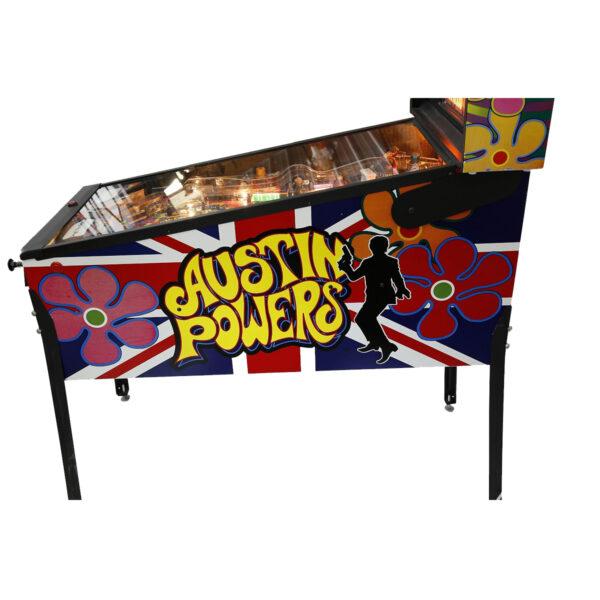 Austin Powers Pinball Machine 5 600x600 - Austin Powers Pinball Machine