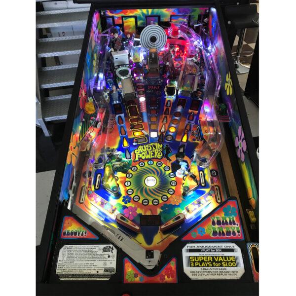 Austin Powers Pinball Machine 7 600x600 - Austin Powers Pinball Machine