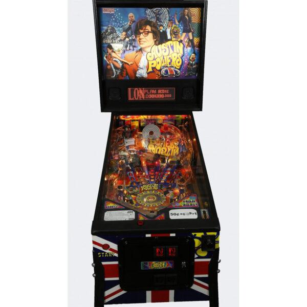 Austin Powers Pinball Machine 8 600x600 - Austin Powers Pinball Machine