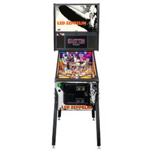 Led Zeppelin Premium Pinball 1 300x300 - Led Zeppelin Premium Pinball Machine