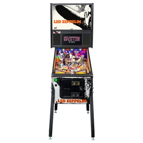 Led Zeppelin Premium Pinball 1 600x600 - Led Zeppelin Premium Pinball Machine