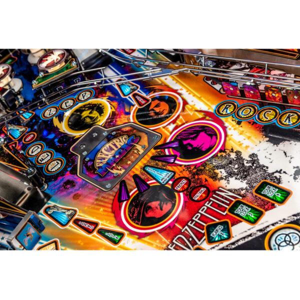 Led Zeppelin Premium Pinball 11 600x600 - Led Zeppelin Premium Pinball Machine