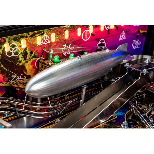 Led Zeppelin Premium Pinball 13 600x600 - Led Zeppelin Premium Pinball Machine