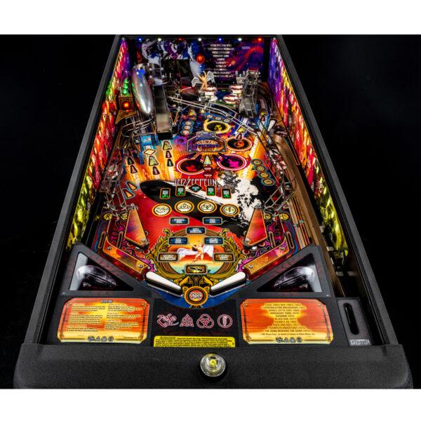 Led Zeppelin Premium Pinball 3 600x600 - Led Zeppelin Premium Pinball Machine
