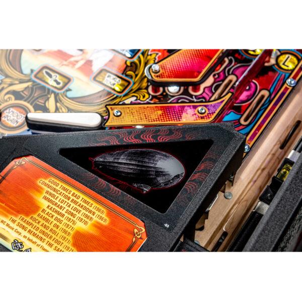 Led Zeppelin Premium Pinball 8 600x600 - Led Zeppelin Premium Pinball Machine