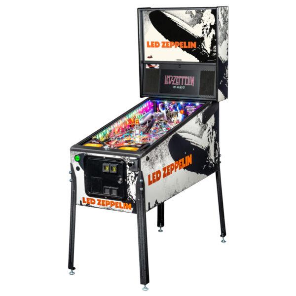 Led Zeppelin Premium Pinball Cover 600x600 - Led Zeppelin Premium Pinball Machine
