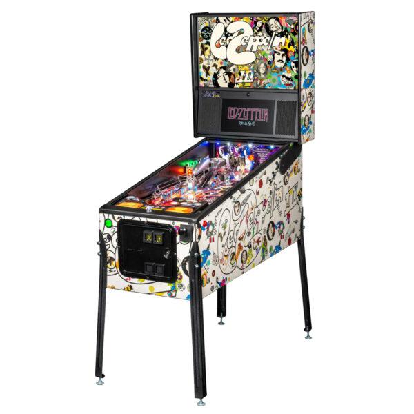 Led Zeppelin Pro Pinball