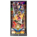 Led Zeppelin Pro Pinball Playfield
