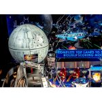 Star Wars PIN Comic Art Pinball Machine 12