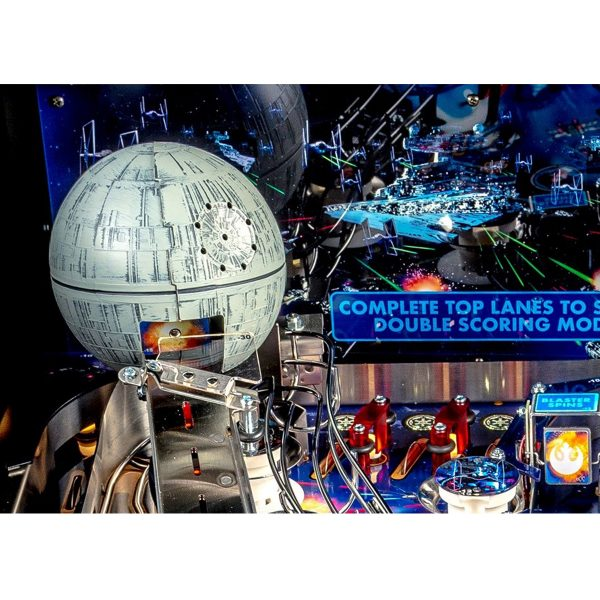 Star Wars PIN Comic Art Pinball Machine 12 600x600 - Star Wars PIN Comic Art Pinball Machine