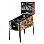 Star Wars PIN Comic Art Pinball Machine Cover