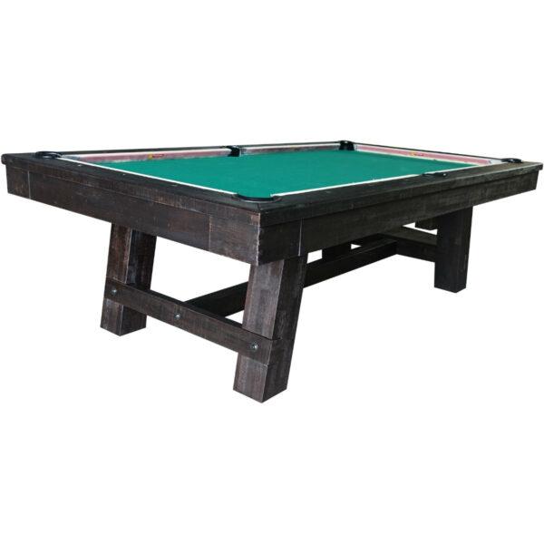 Beringer The Manseau 8 Pool Table 1 600x600 - Manseau Pool Table