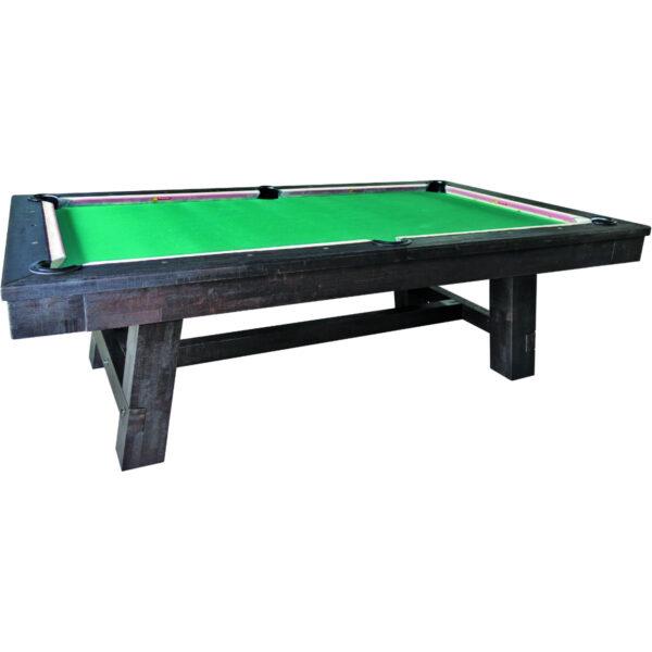 Beringer The Manseau 8 Pool Table 600x600 - Manseau Pool Table
