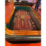 Elite Casino Craps Table 1