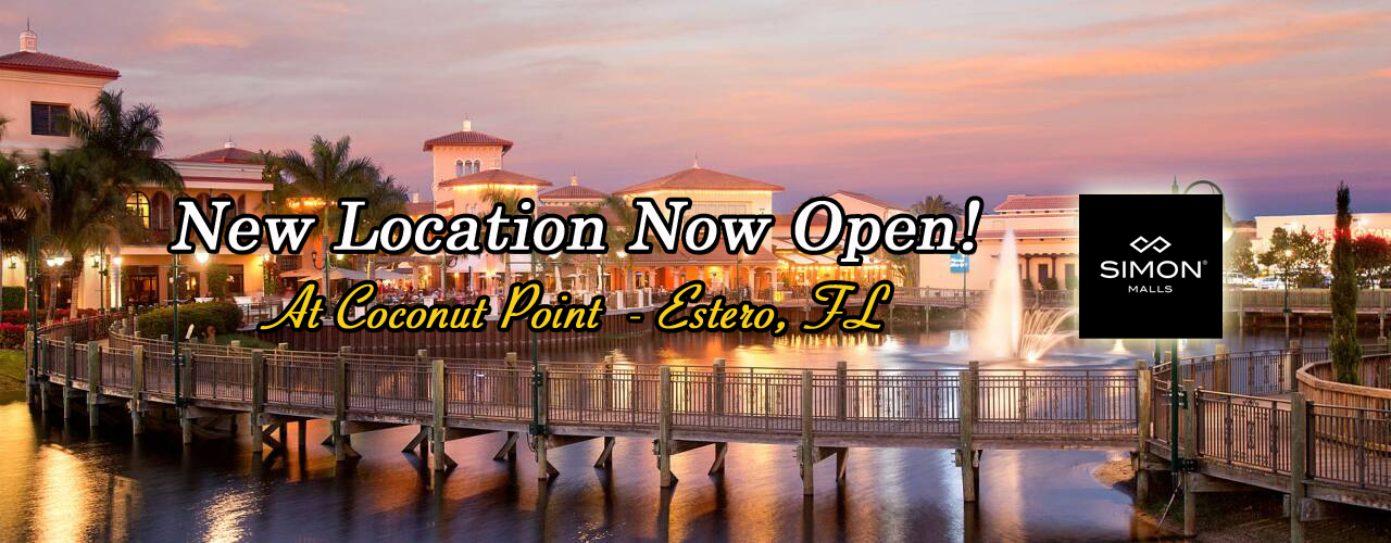 New Location Now Open - Home