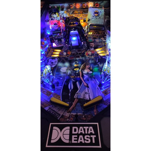 Batman Pinball Data East