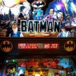 Batman Pinball Data East 8
