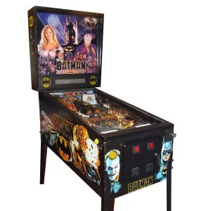 Batman Pinball Data East
