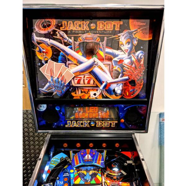 Jack Bot Pinball Machine