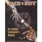 Jack Bot Pinball Machine Flyer 2
