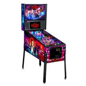 Stranger Things Pro Pinball Machine