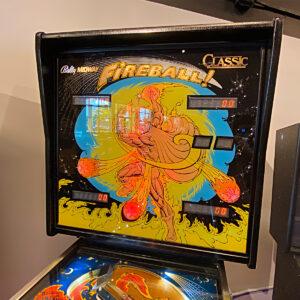Fireball Classic Pinball Machine
