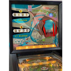 Pot 'O' Gold Pinball Machine 1965