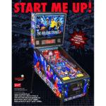 Rolling Stones Pinball Machine 2