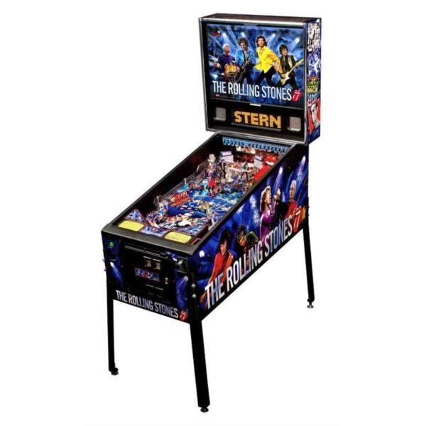 rolling stones pinball machine 600x600 - Rolling Stones Pinball Machine - Upgraded!