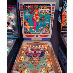 Ice Revue Pinball Machine