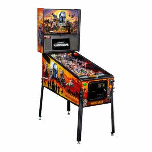 The Mandalorian Pro Pinball Machine